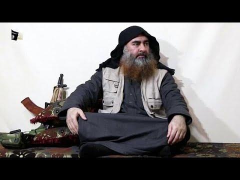 El líder de Daesh reaparece en vídeo para prometer que la guerra seguirá