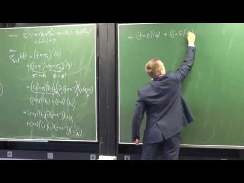 Lecture 5: Tangent Spaces (International Winter School on Gravity and Light 2015)