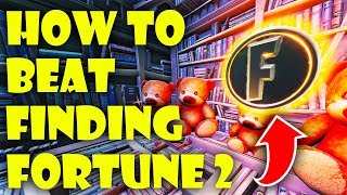 How to Complete Finding Fortune 2 (ALL 20 COINS) by G_Schway | Fortnite Creative Guide