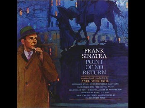 """Frank Sinatra """"I'll Remember April"""""""