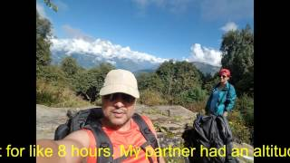 Annapurna Base Camp - Part 2 (Ghorepani to Tadapani)