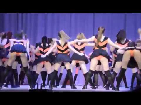 Twerking  Russian girls, teenager dance