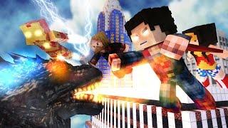 Minecraft: SUPER HERÓIS! #03 ( O SONHO)