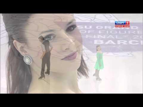 Junior Grand Prix Final 2015 Ice Dance Short Dance 1080p