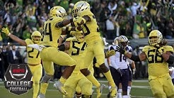 Oregon tops Washington in OT as CJ Verdell scores walk-off TD | College Football Highlights