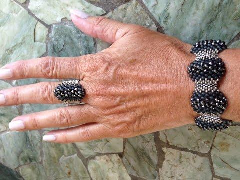 Hematite Heaven Bracelet