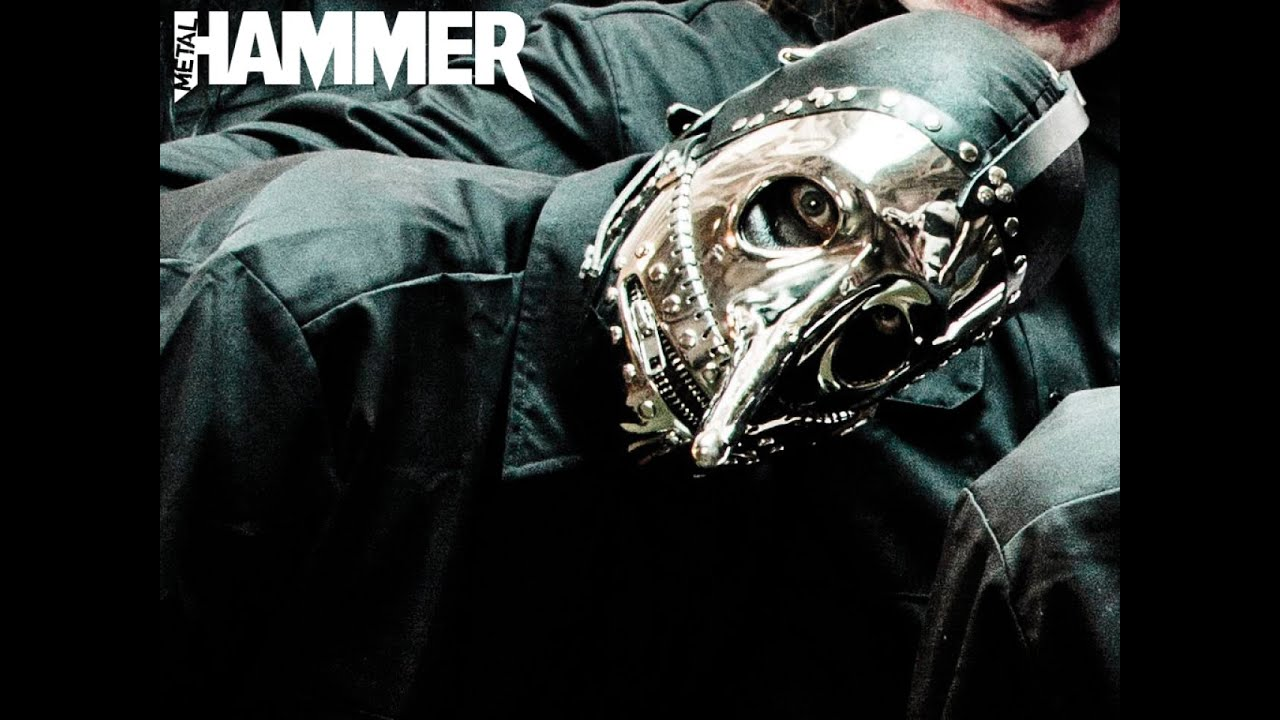 Как Сделать маску Кори Тейлора Ч1 /How to create Corey Taylor mask .