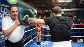 Download GGG FULL MEDIA WORKOUT! HE IS A MONSTER! Mp3 and Videos