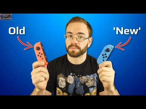 Did Nintendo Fix The Joycons With The New Switch?