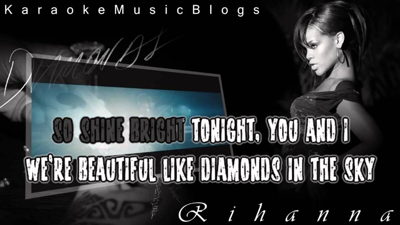 скачать бесплатно mp3 rihanna diamonds