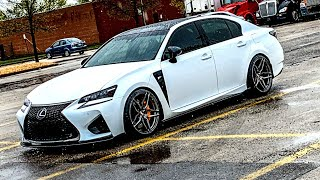 Installing $8,000 Vossen Wheels on The Lexus GsF