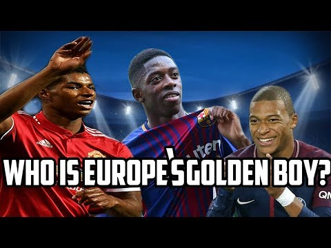 5 Players Who Could Become European Golden Boy 2017