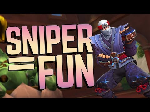 The Sniper is SO FUN | Realm Royale Assassin Solo