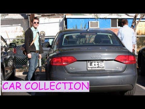 Elijah wood car collection (2017)