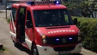Немецкие пожарные проповедуют Евангелие
