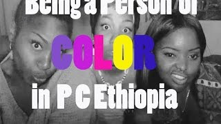 Vlog #20 People of color in Peace Corps Ethiopia