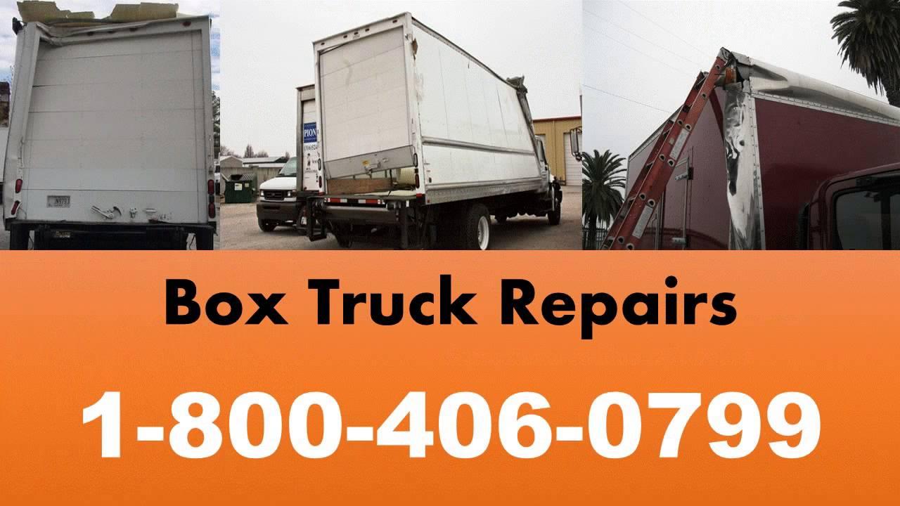 Box Truck Repairs Long Island