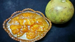 Super Tasty Bel Ka Murabba Recipe | बेल का स्वादिष्ट मुरब्बा | श्रीफल मुरब्बा .