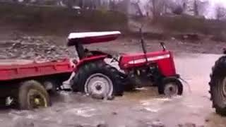 Tractor Tochan :Tochan Compilation with Accidents Part 3