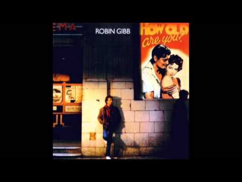 How old are you 1983 -Robin Gibb -complete LP ( HQ sound )