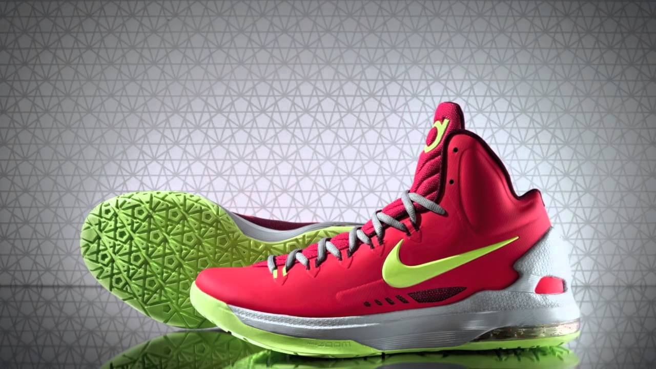 sports shoes ecff5 9f3cb Nike Designer Leo Chang Discusses the Nike KD V - YouTube