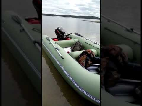 """Обзор лодки """"Ротан"""" 410"""