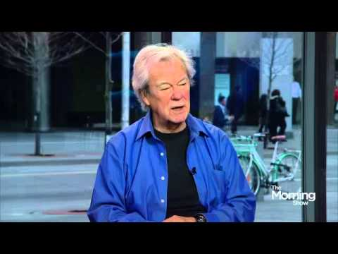 Gordon Pinsent on Global's The Morning