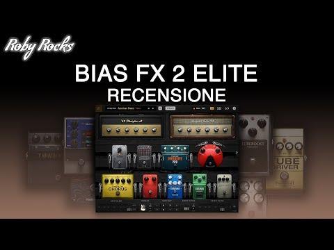 BIAS FX 2 ELITE - RECENSIONE (ITA)