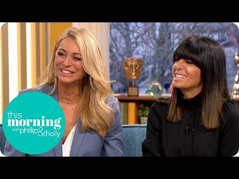 Strictly's Tess Daly and Claudia Winkleman on Accidentally Leaking New Line-Up   This Morning