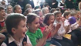 Выпускной в детском саду 2016. Шоу мыльных пузырей для детей на детский праздник