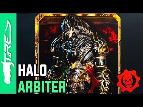 gears of war 4 halo arbiter skin