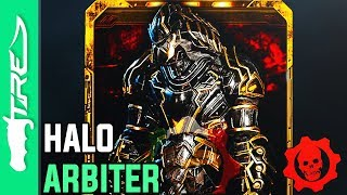 HALO ARBITER Character Coming to Gears of War 4? (Gears of War 4 LEAKED Halo Arbiter Character?)