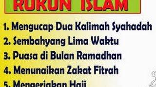 """RUKUN ISLAM ADA """"5"""""""