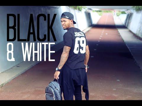 BLACK & WHITE // OOTD - MEN'S FASHION