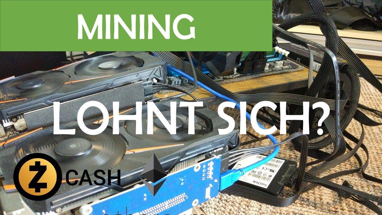 Lohnt Sich Mining