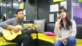 #TheRealClubSky Raisa - Just Friends (Cover)