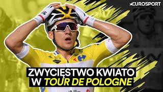 Zobacz jak Michał Kwiatkowski zwyciężał w Tour de Pologne 2018!