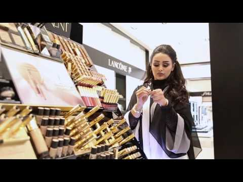 Laure Opening Event at Centria Mall, Riyadh