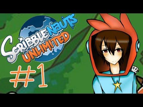 [Scribblenauts Unlimited #1] โลกสวยด้วยมือเรา