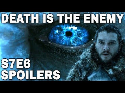 Download Youtube: S7E6 Preview: Death Is The Enemy! - Game of Thrones Season 7 Episode 6 Trailer (Spoilers)