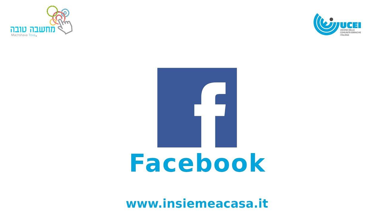 Facebook: Scrivere, condividere e limitare i post, mettere in sicurezza il proprio profilo