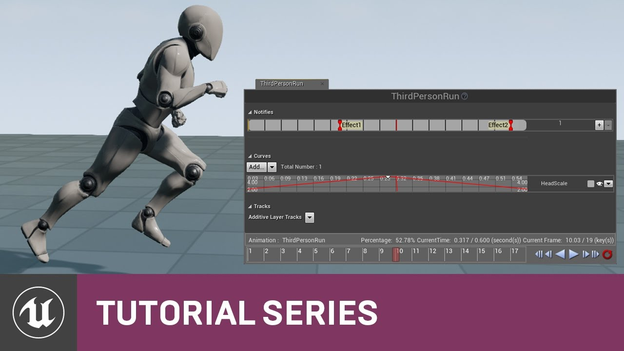 Skeleton assets using anim notifies curves slots 05 v48 skeleton assets using anim notifies curves slots 05 v48 tutorial series unreal engine malvernweather Choice Image