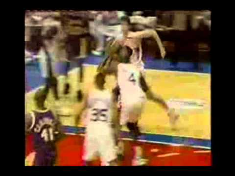 Eddie Jones NBA Highlights  Rare Highlights