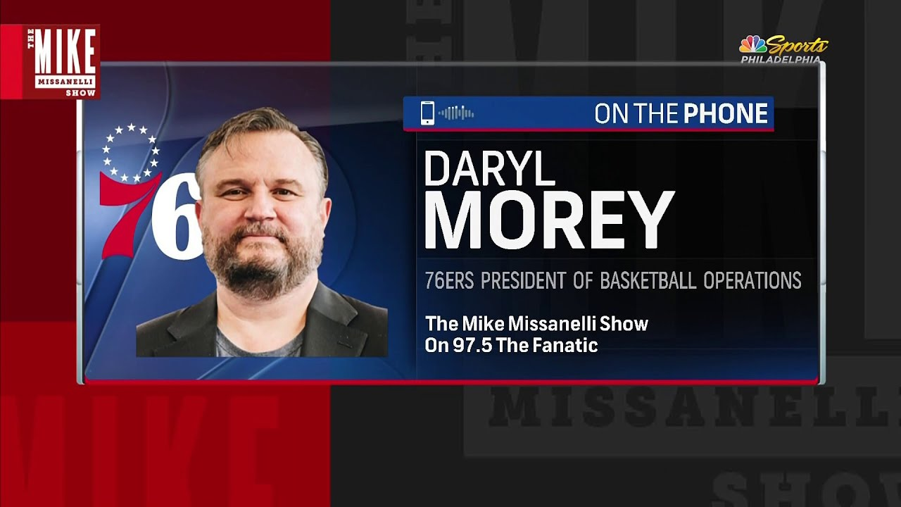 Daryl Morey is More Optimistic About Ben Simmons Situation