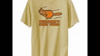 T-shirt Weimaraner