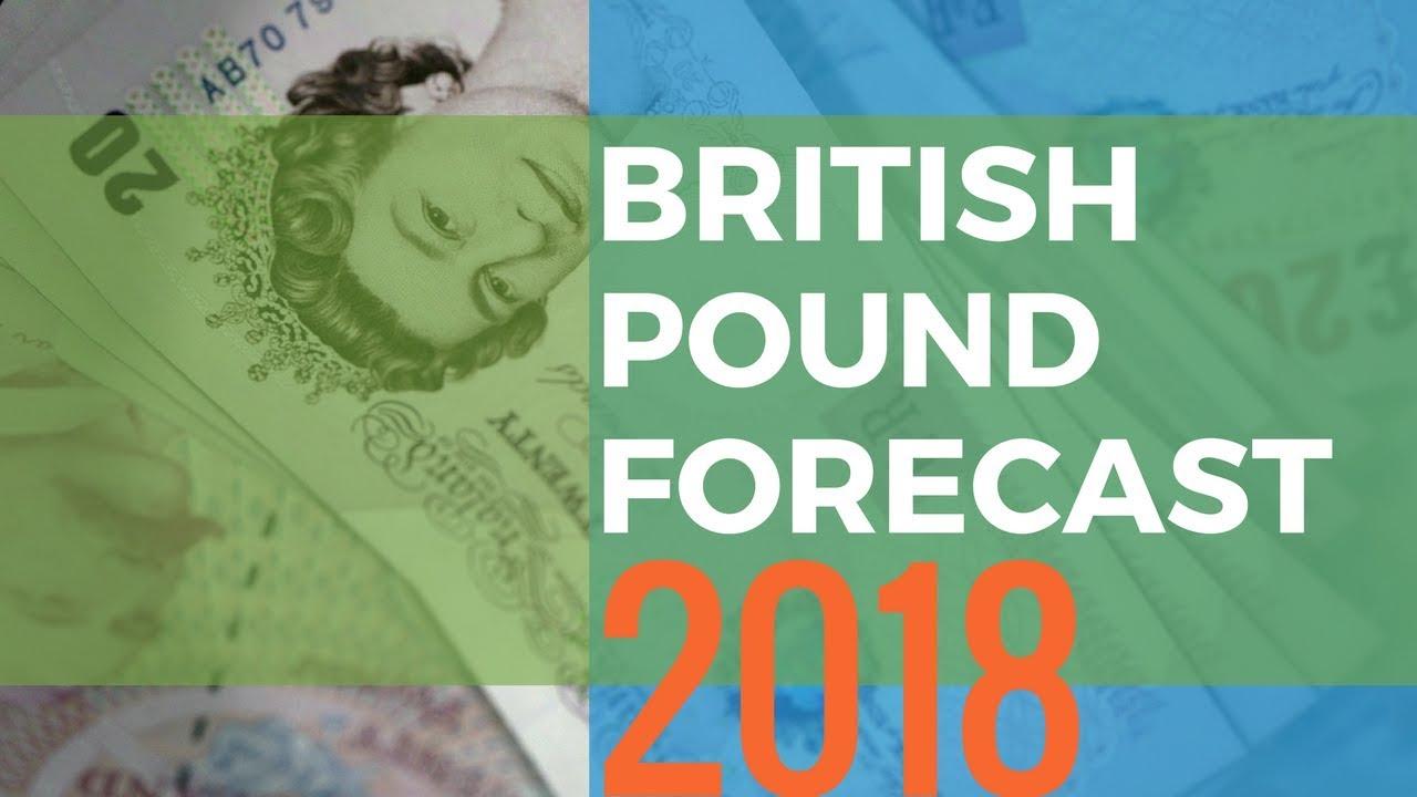 British Pound Gbp Forecast 2018