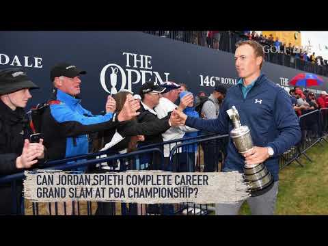 Can Jordan Spieth complete the career grand slam at Quail Hollow? | GOLF.com