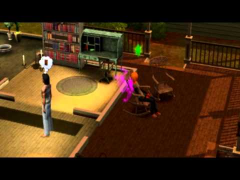 The Sims 3 Supernatural : Moments Magiques !