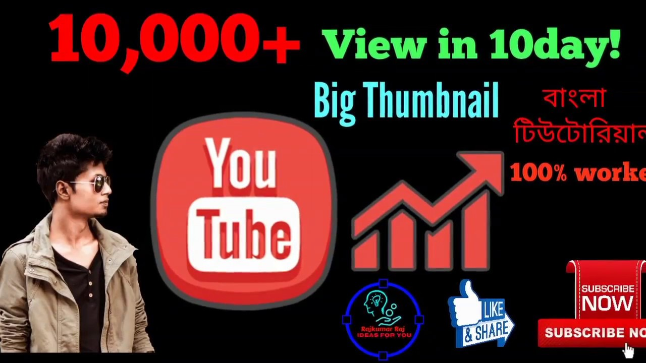 how to get 10000 views on youtube free