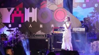 Shiga Lin 連詩雅---舊街角 Old Corner---雅虎香港「Yahoo搜尋人氣大獎2016」頒獎典禮